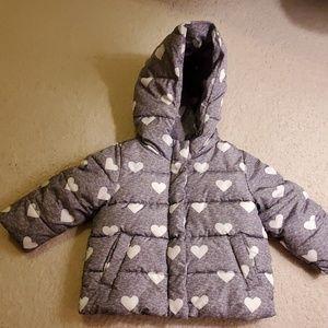 Baby Gap - Gray & White Jacket
